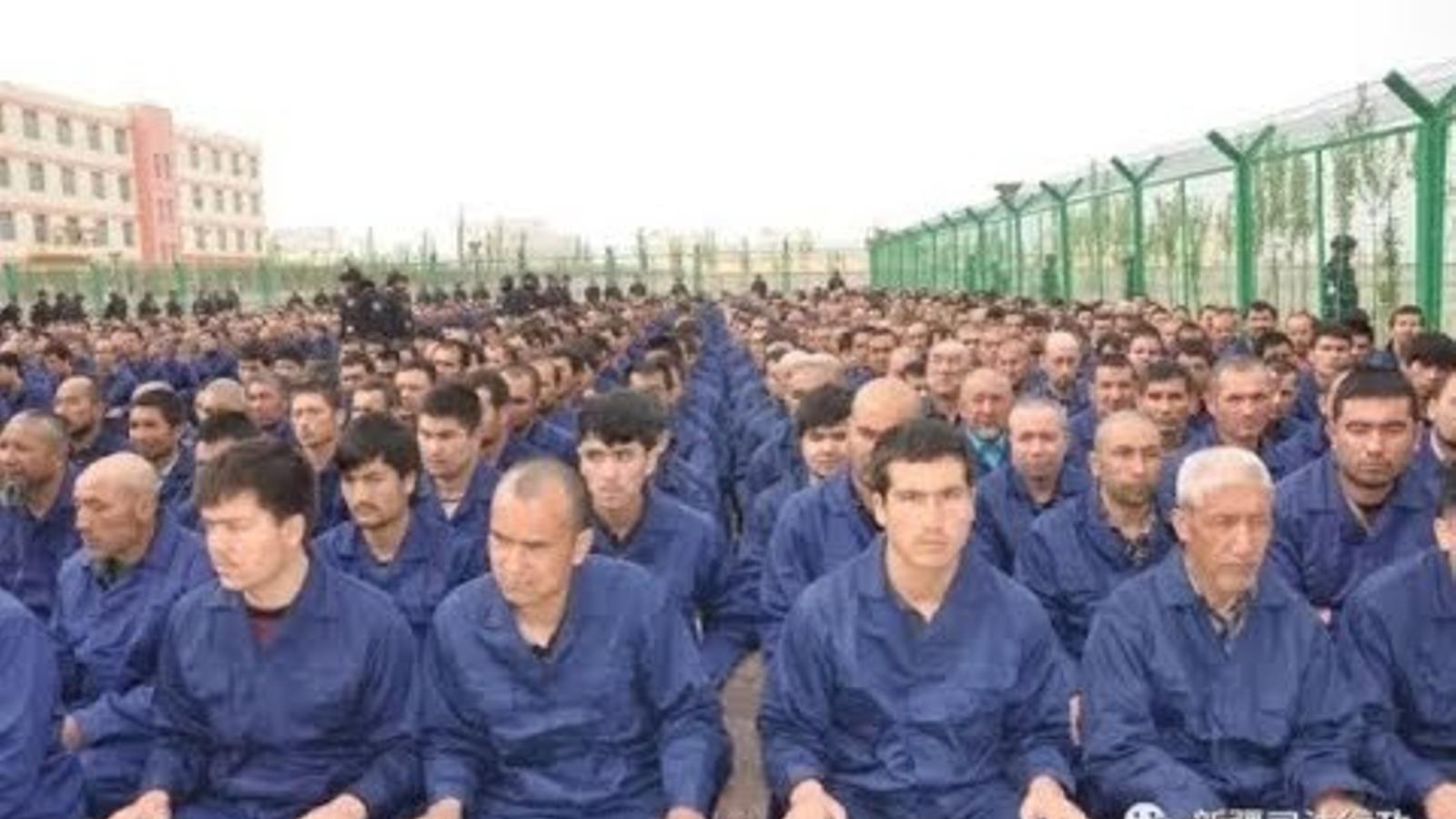 Informe de HRW sobre la repressió xinesa als uigurs