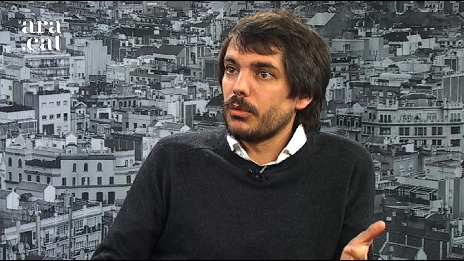 """Urtasun: """"El PSC ha de dir si vol apostar pel govern de canvi o seguir atrapat amb el pacte amb C's"""""""