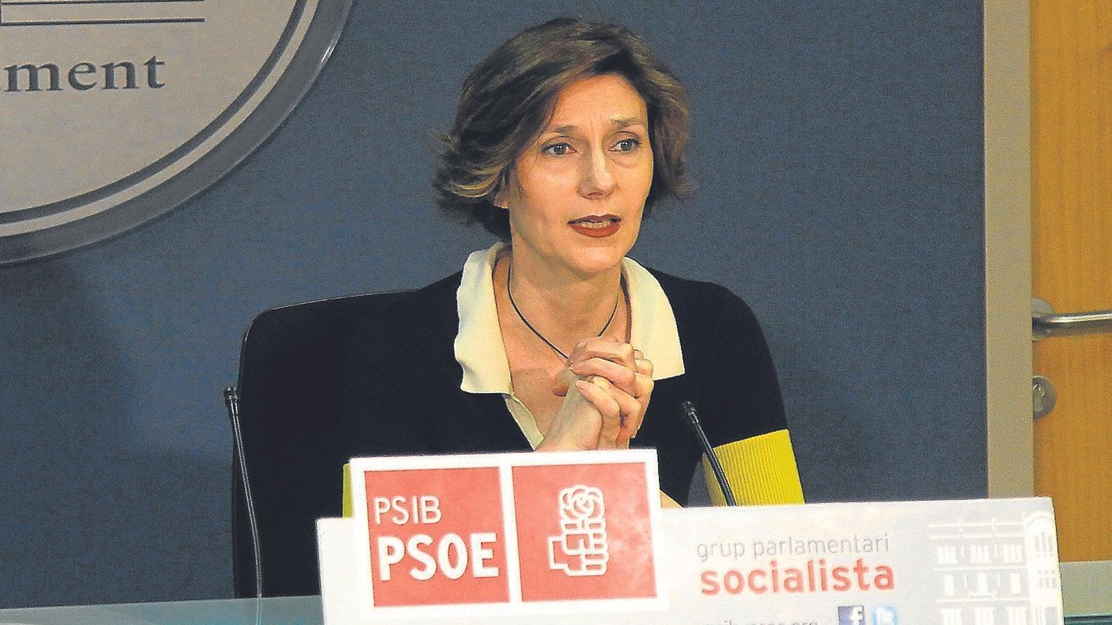 Bel Oliver, la quota balear més important del govern de Sánchez