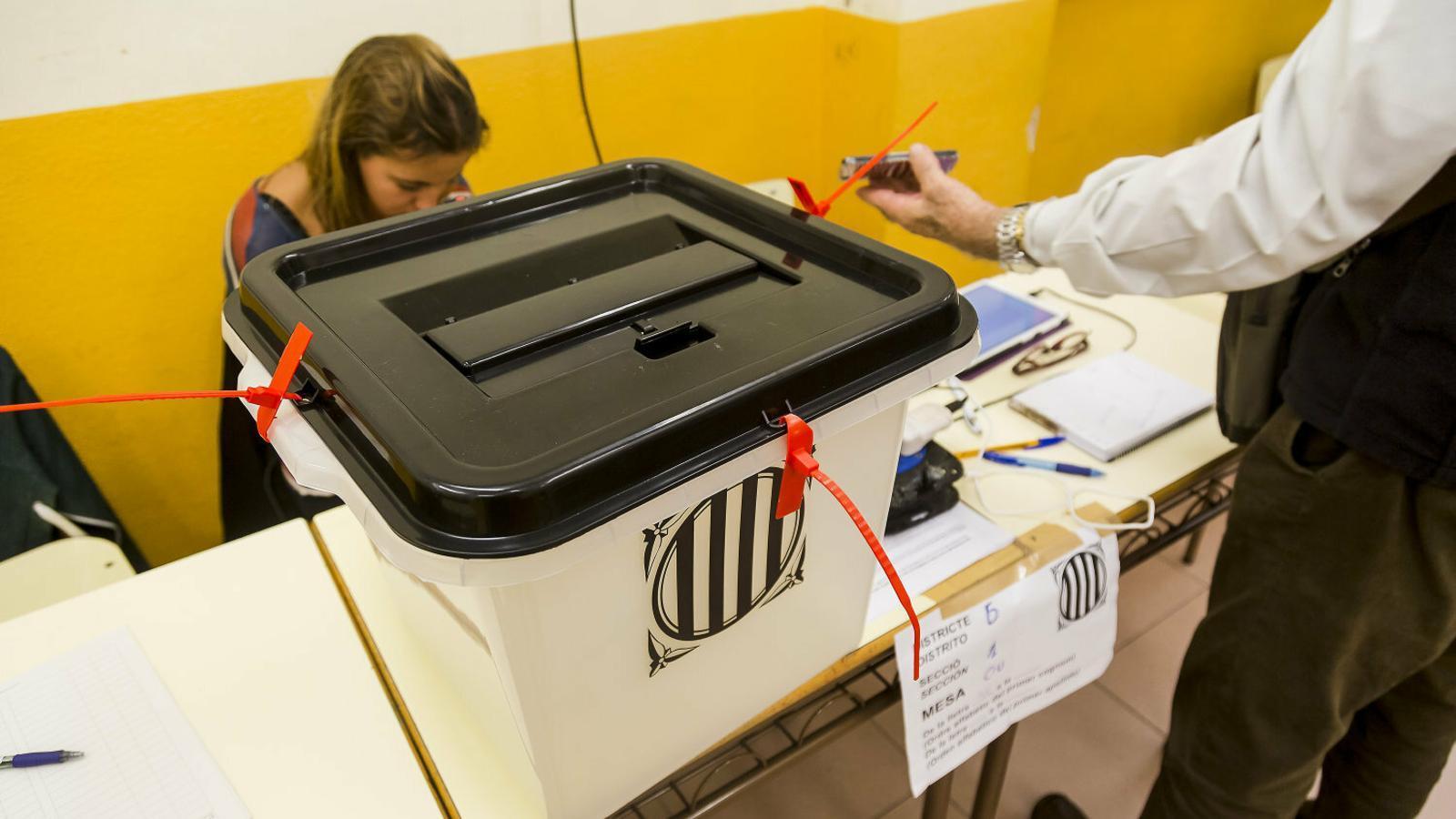 Els processats per l'1-O al jutjat 13 completen la fiança de 5,8 milions d'euros
