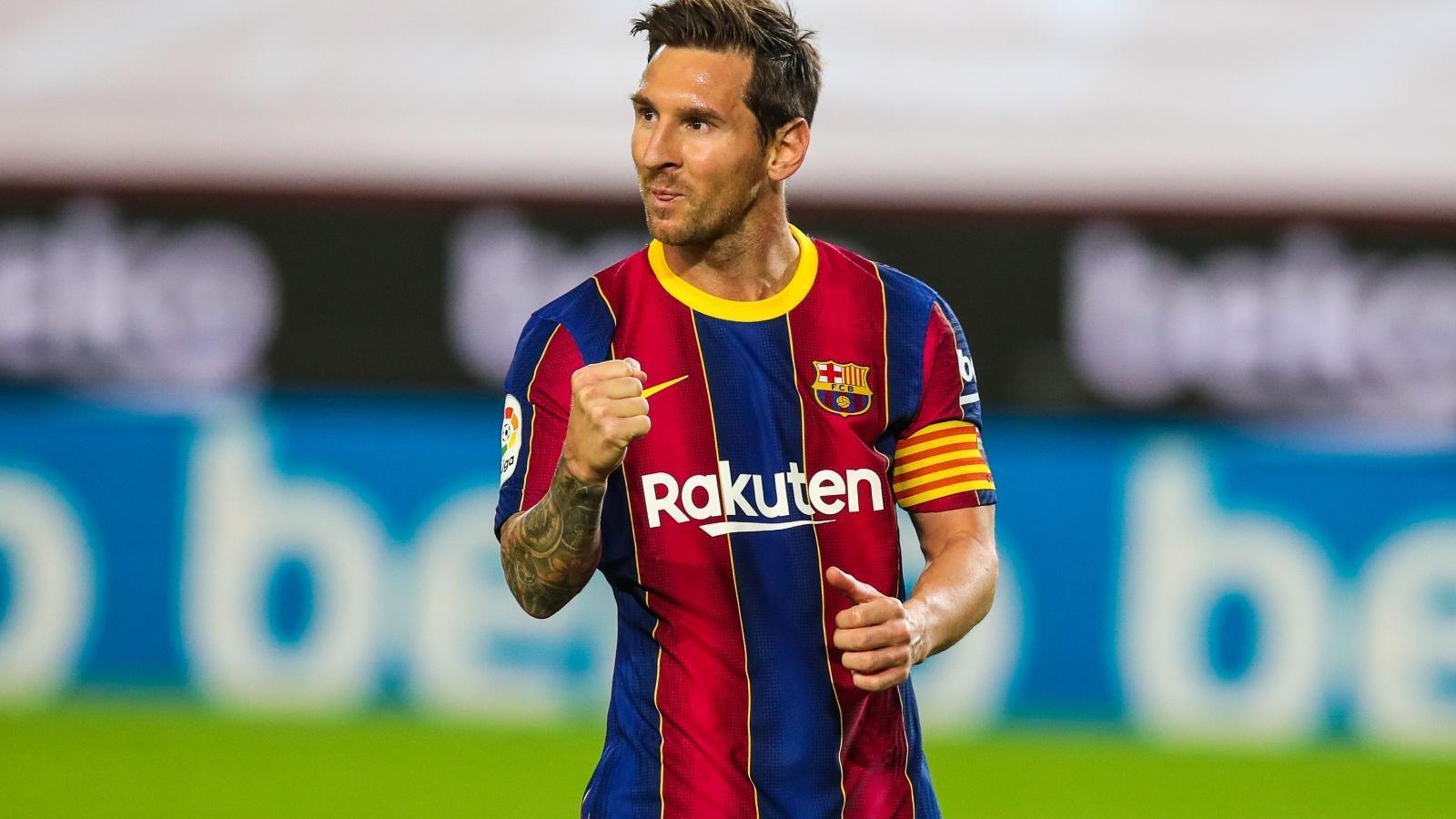 El somriure trist de Leo Messi
