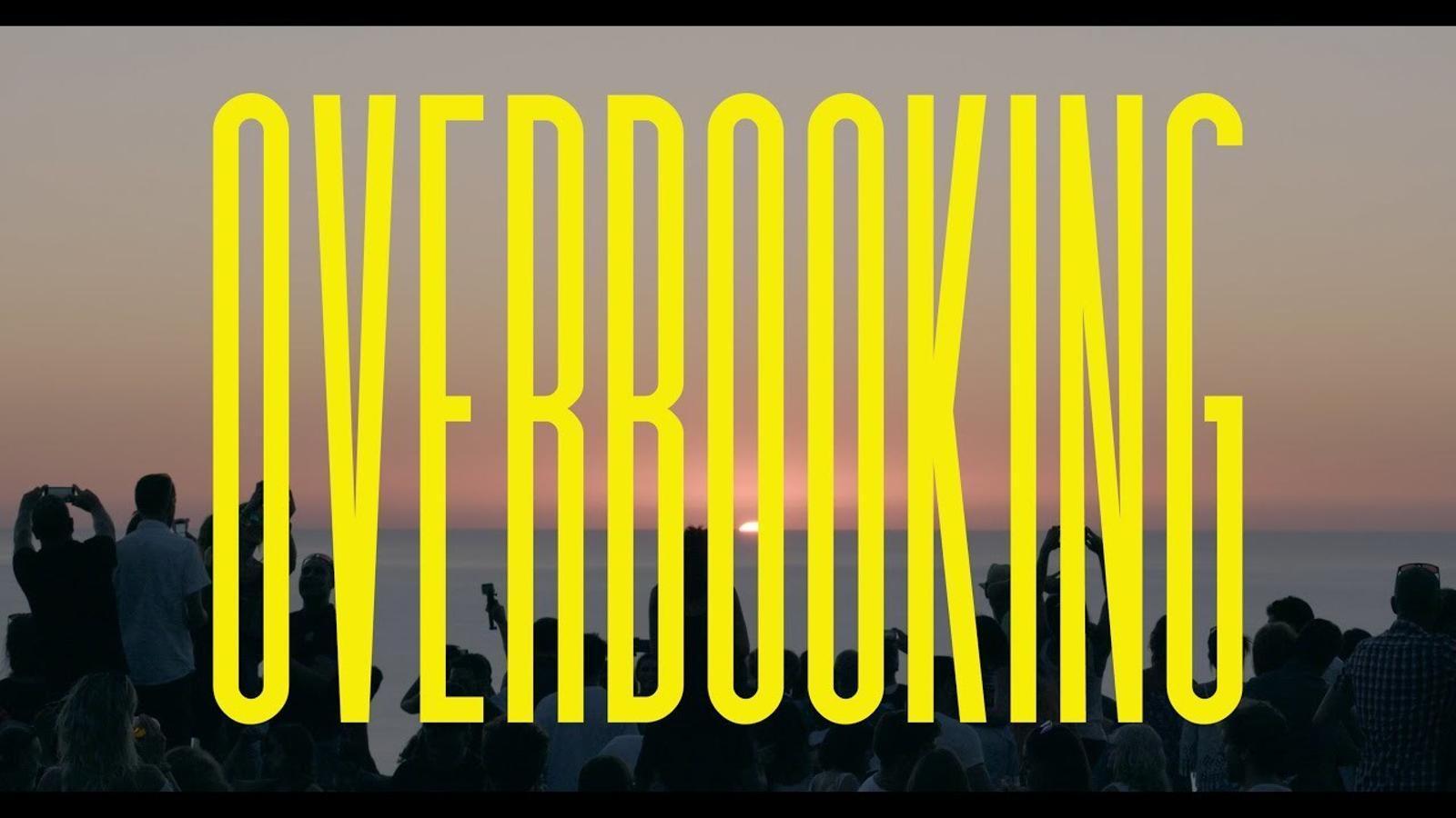 'Overbooking': retrat del sobreturisme