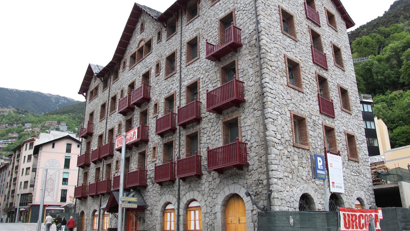 El lloguer del Museu Thyssen ascendeix a 9.000 euros mensuals