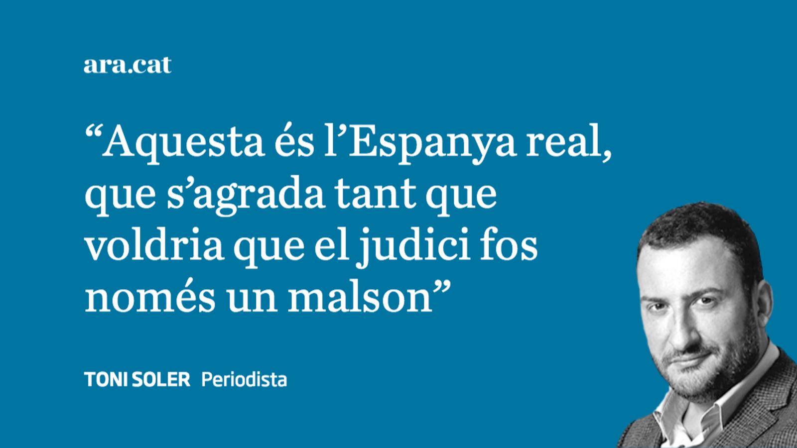 Espanya a judici