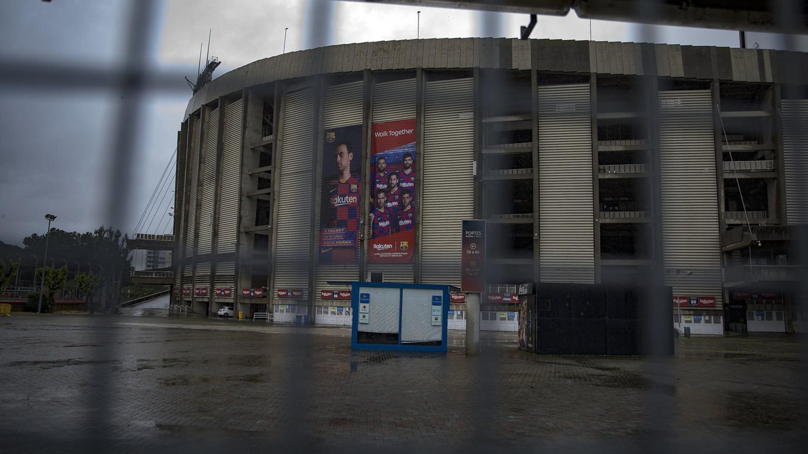 El camp del Barça tindrà per primer cop un cognom comercial.