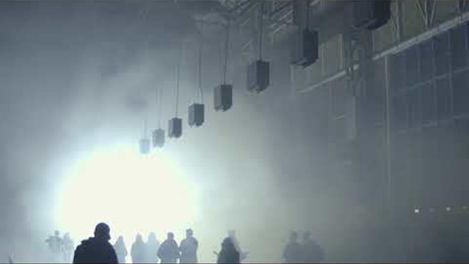 Skyline, una performance audiovisual