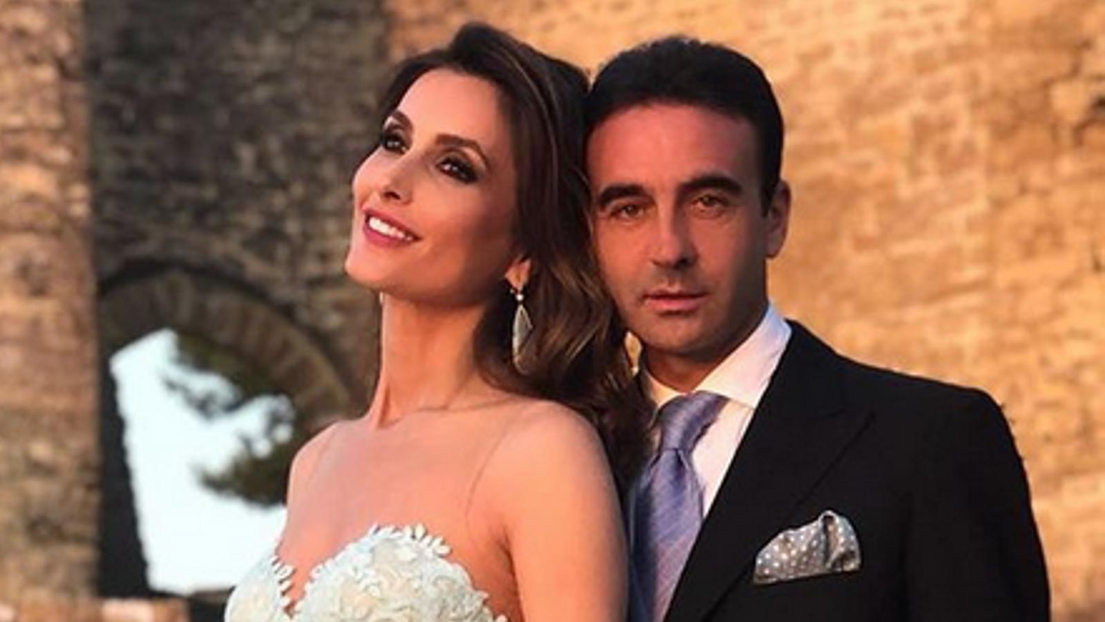 Paloma Cuevas i Enrique Ponce