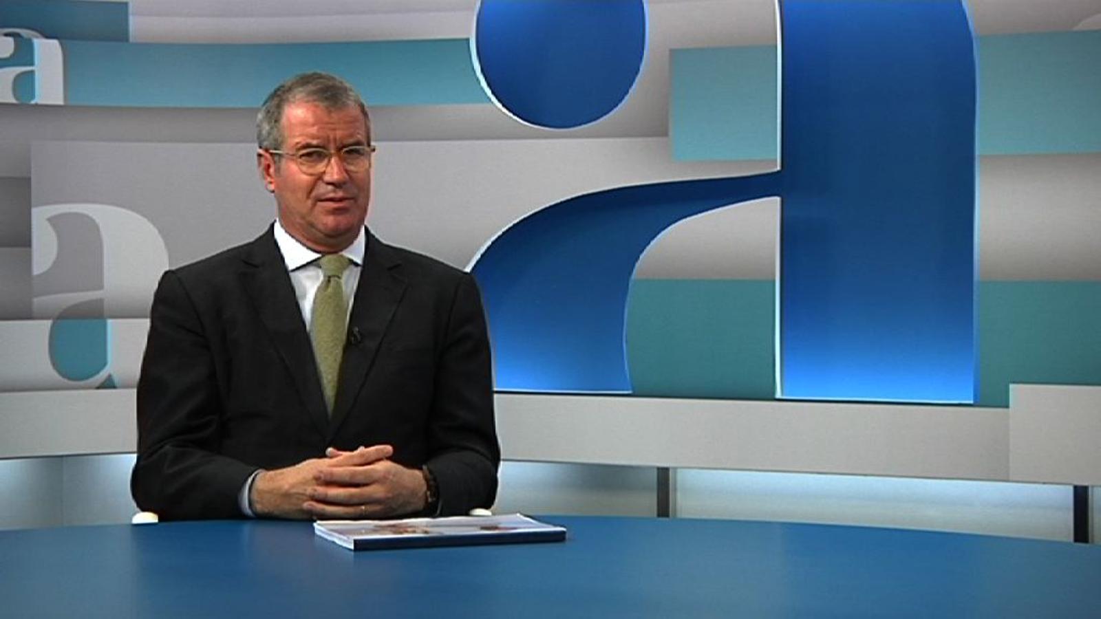 Albert Agustí ens explica les novetats del Global Sports Forum Barcelona 2011