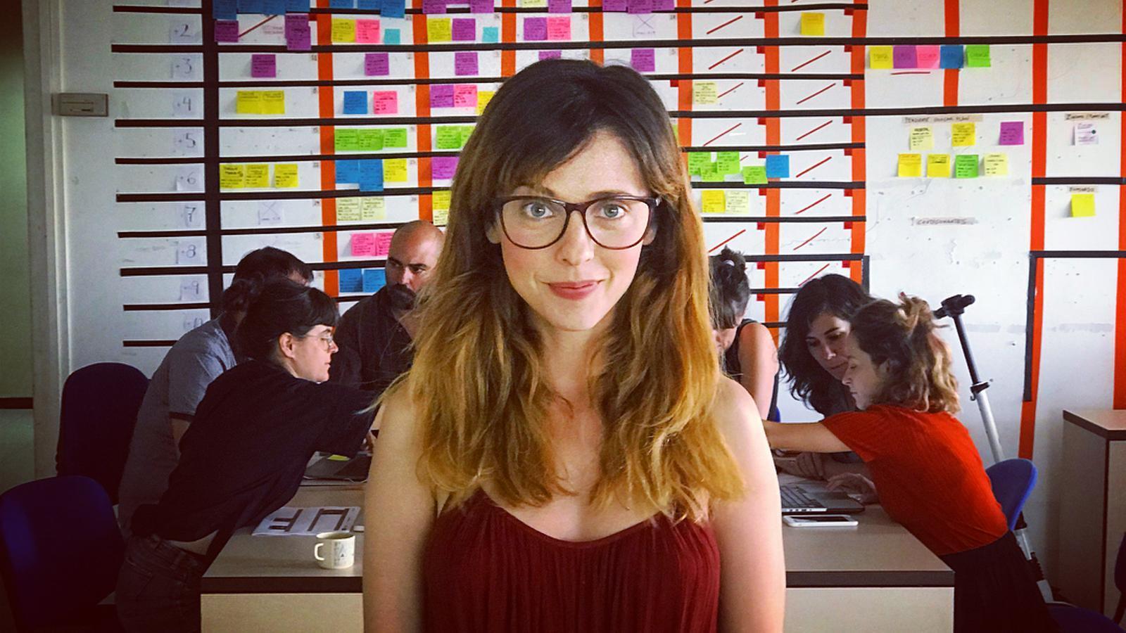 Leticia Dolera dirigirà una sèrie a Movistar+
