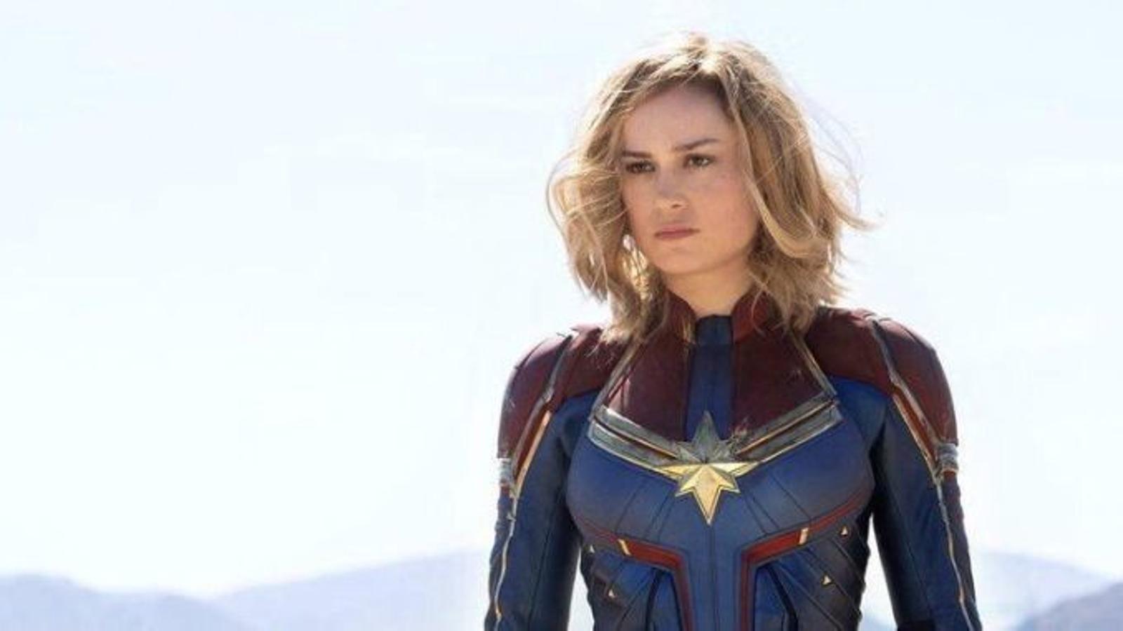 Arriba el tràiler de 'Capitana Marvel'