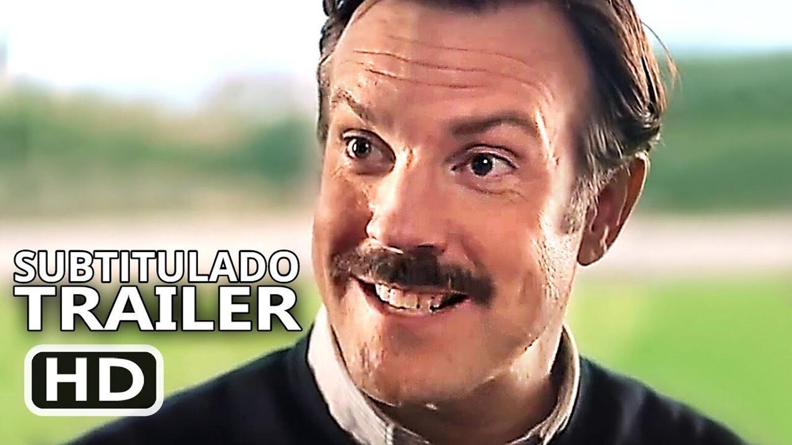 'Ted Lasso', sèrie, tràiler