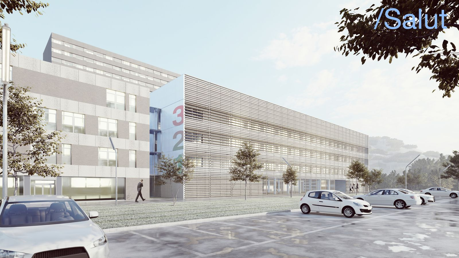Catalunya suma mig miler de llits d'UCI en cinc equipaments hospitalaris nous