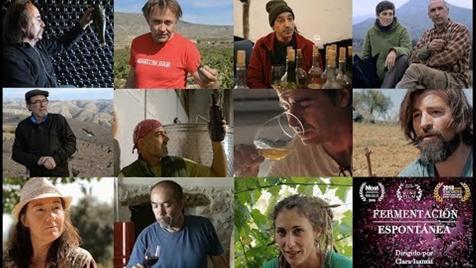 El documental 'Fermentación Espontánea'