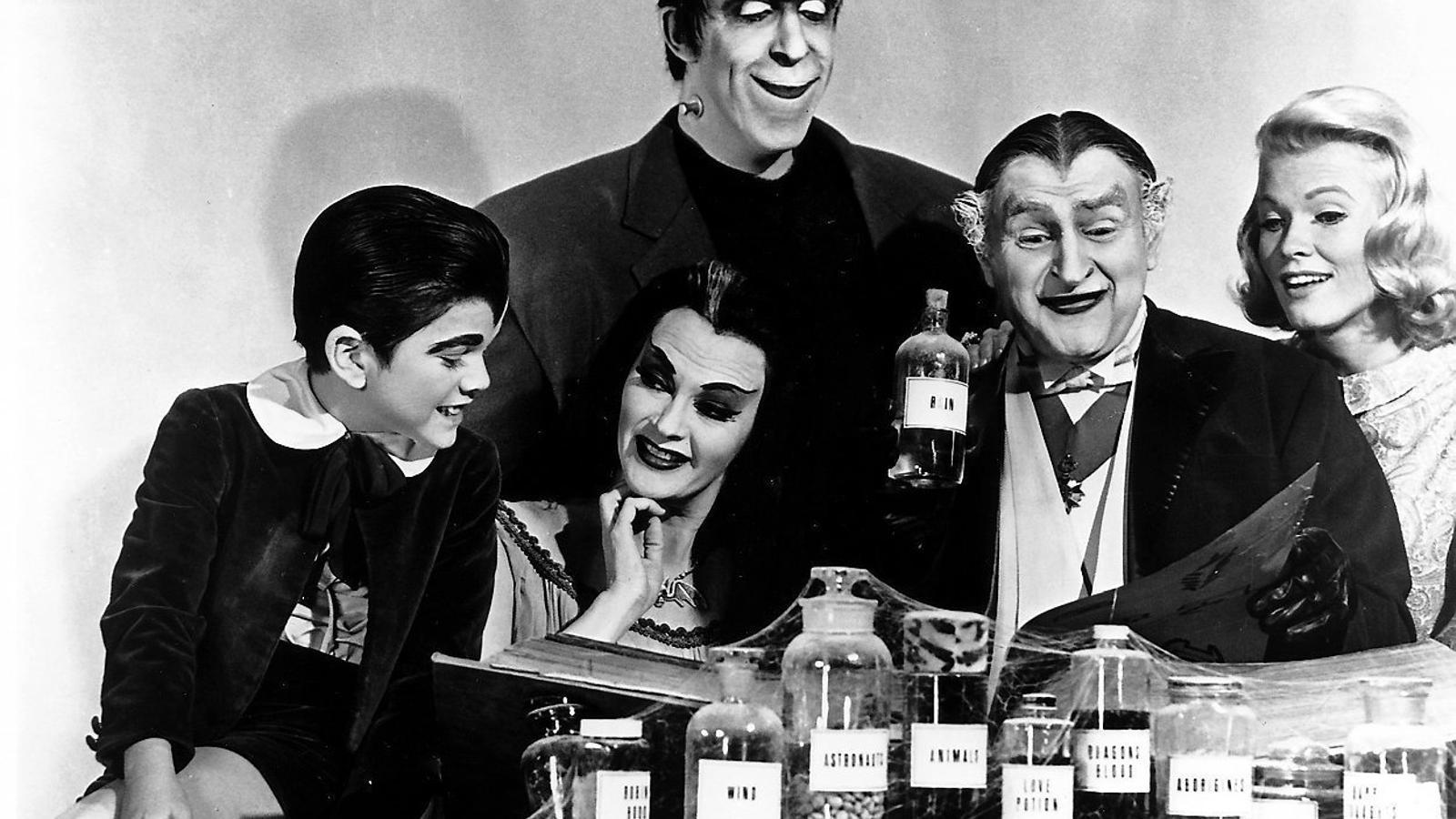 'La família Monster' tornarà d'entre els morts amb la NBC