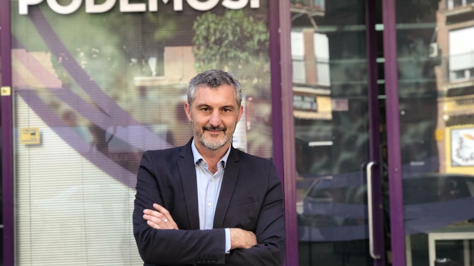 La direcció de Podem a Múrcia abandona el partit per encapçalar la llista del partit d'Errejón