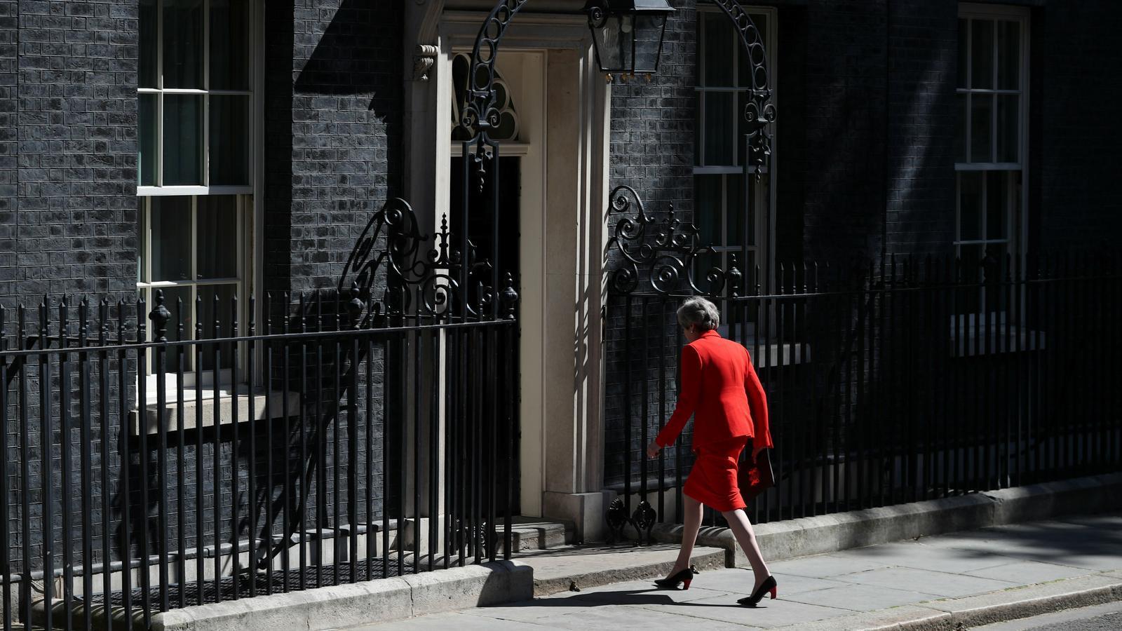 """Theresa May plegarà el 7 de juny: """"He fet tot el que he pogut"""""""