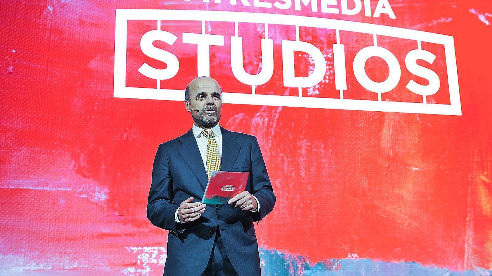 Atresmedia prepara un nou concurs amb la productora de 'Pasapalabra'