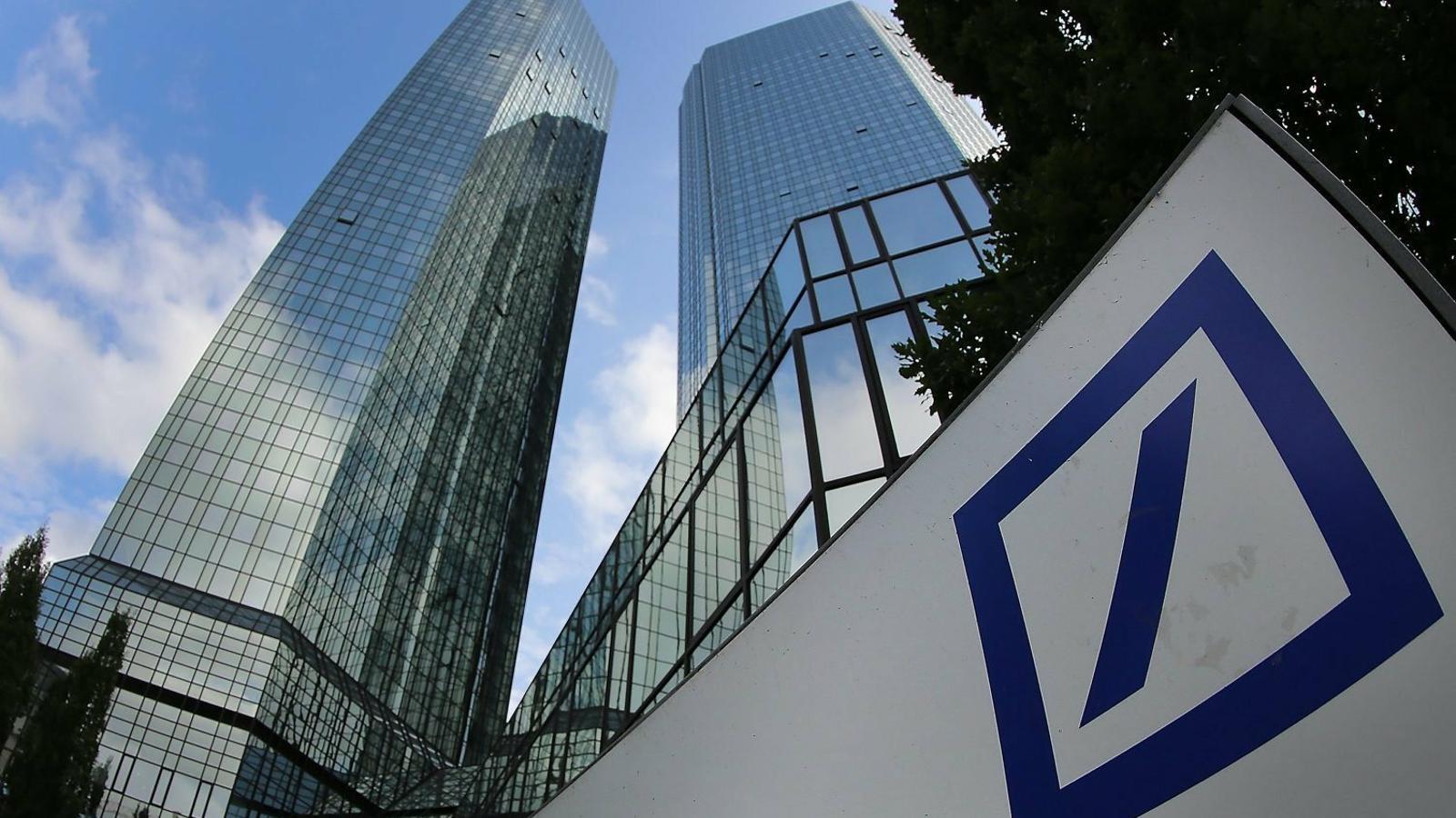 Deutsche Bank i Commerzbank negocien la seva fusió