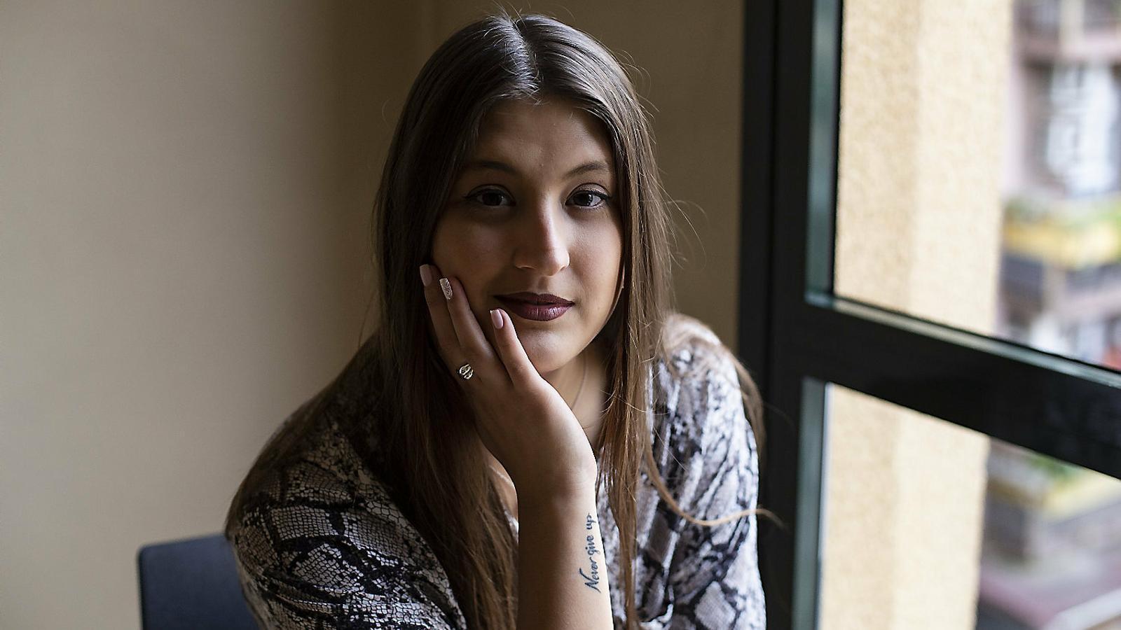 La Júlia ha pogut refer la seva vida després de les agressions que va patir fa quatre anys.