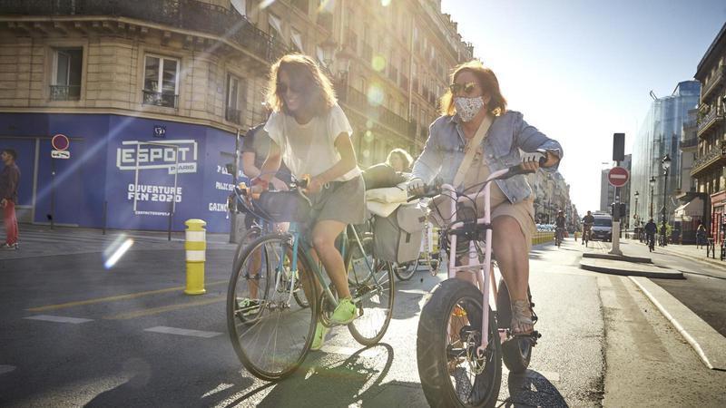 La bicicleta conquereix les ciutats europees