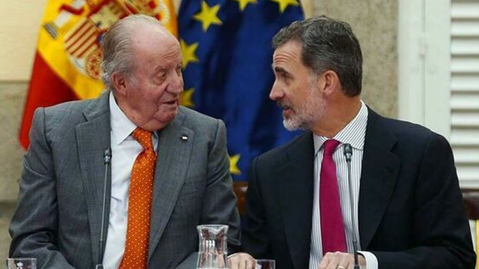 La polèmica que envolta la corona espanyola ha fet reaccionar a EM-EU que demana la retirada dels honors al rei emèrit.