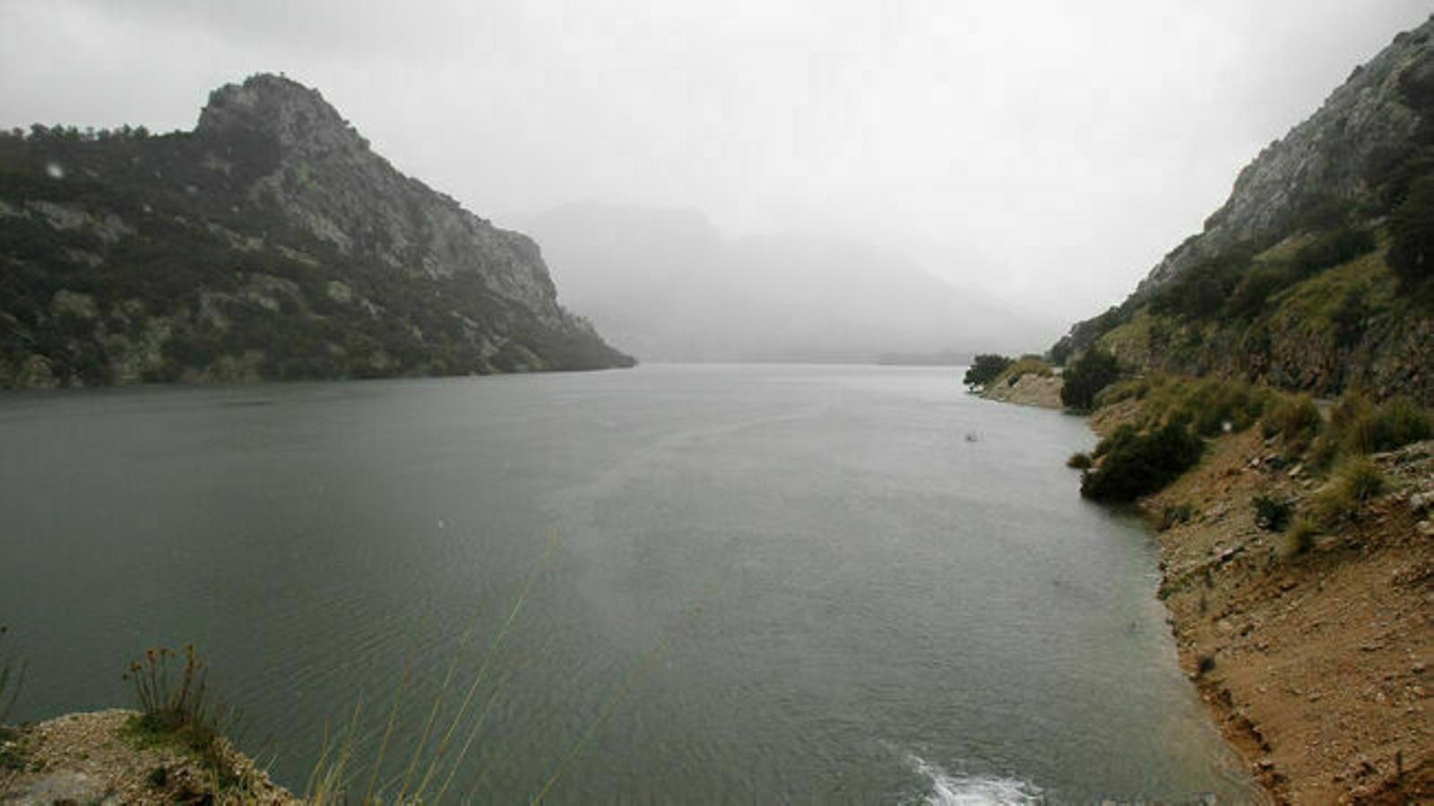 L'Aemet preveu que les tempestes a Mallorca poden ser localment fortes.