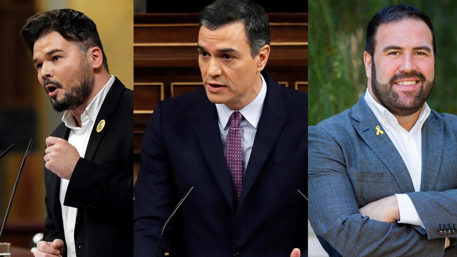 L'anàlisi d'Antoni Bassas: 'Sánchez, president tan legítim com incoherent'