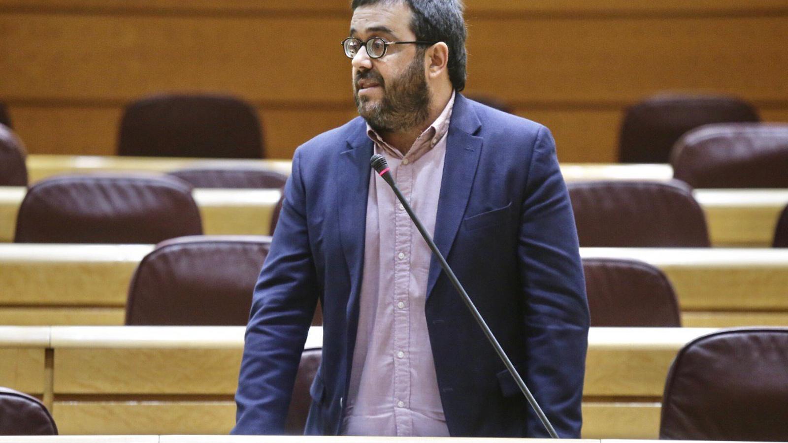 Vicenç Vidal exigeix un finançament just per a les Illes Balears