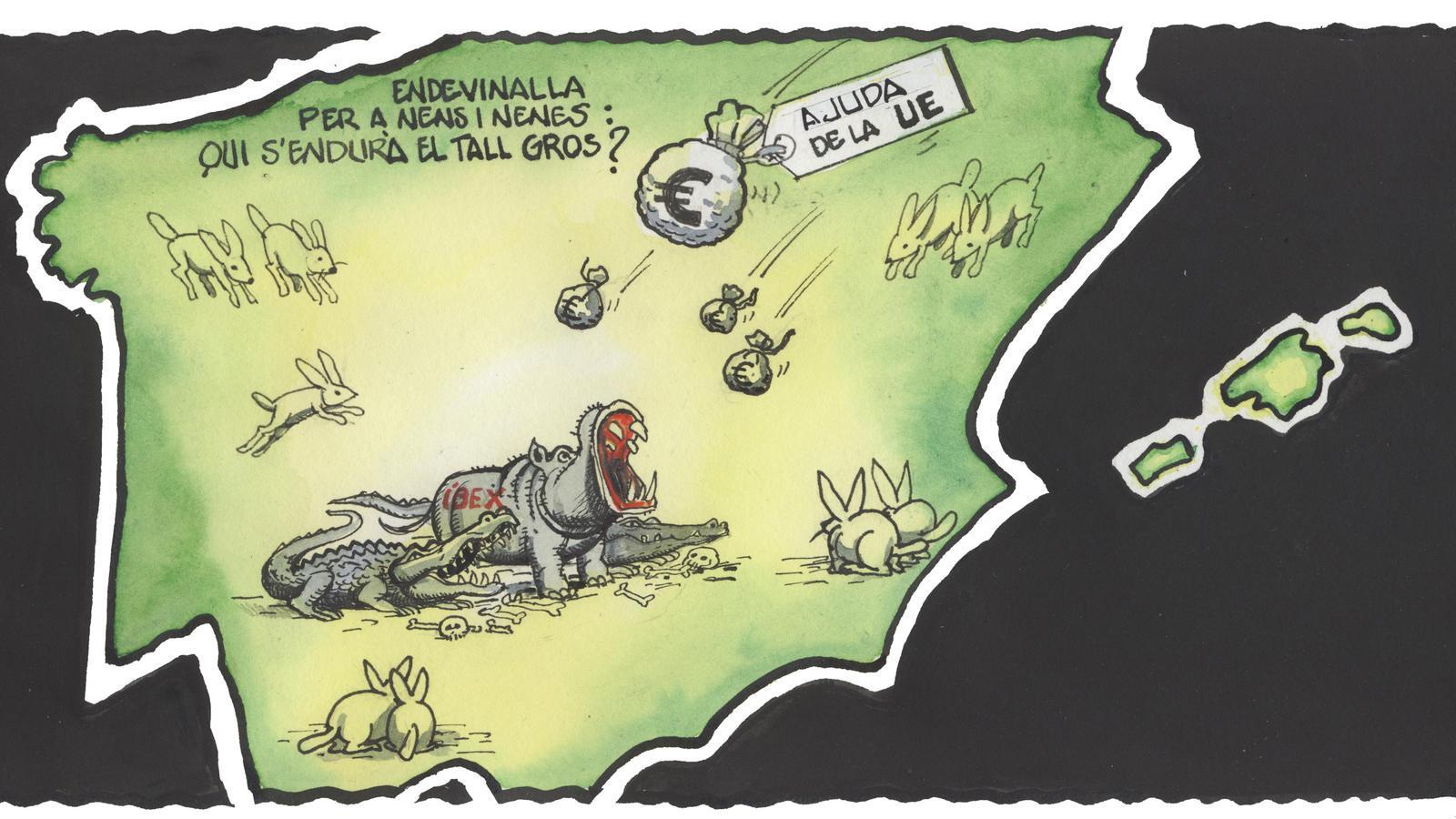 'A la contra', per Ferreres 25/10/2020