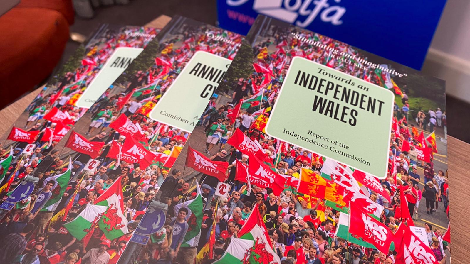 L'independentisme gal·lès publica el seu 'full de ruta' per a un referèndum