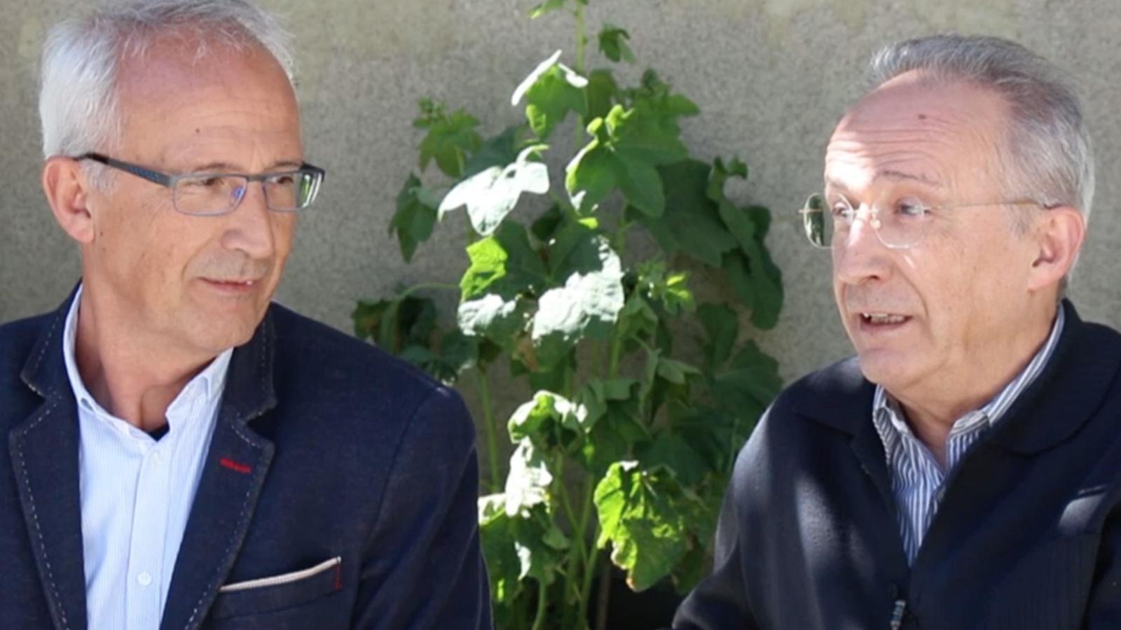 Entrevista amb els germans Gerard i Lluís Claret