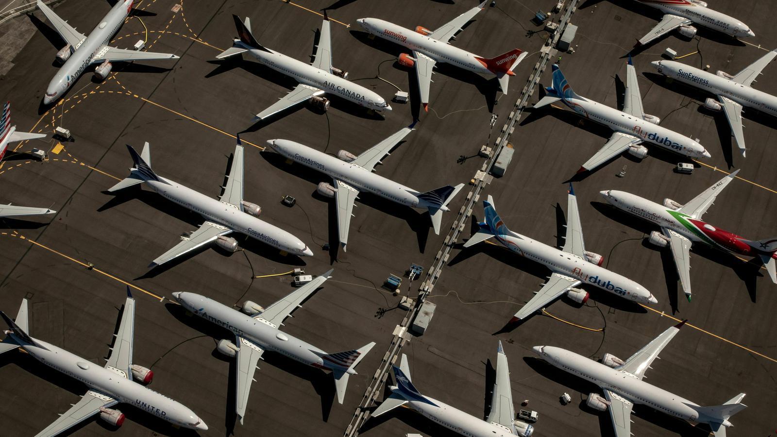 Cancel·lacions fins a l'abril a American Airlines i Southwest Airlines pels problemes del Boeing 737 Max