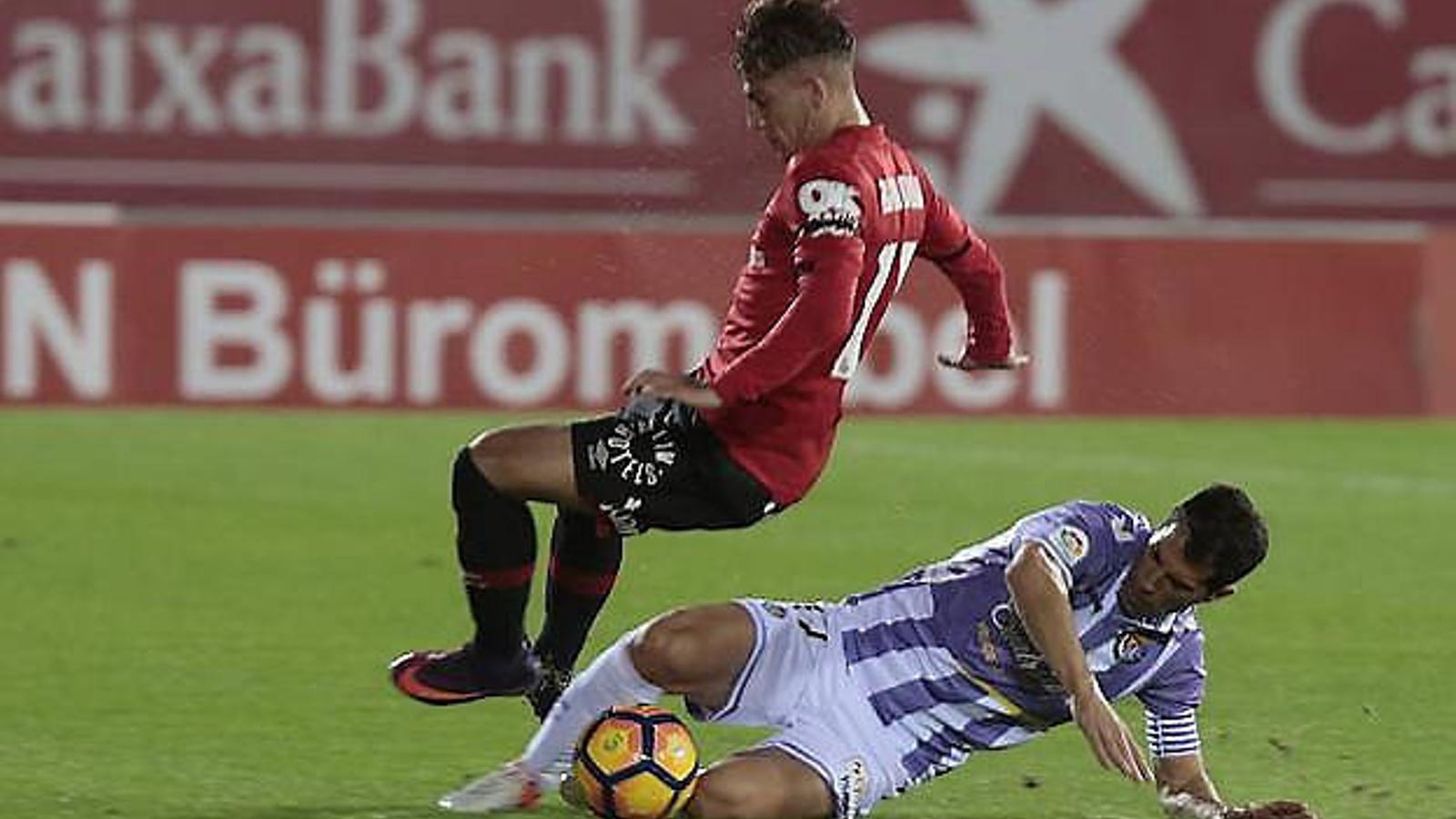 La Copa del Rei regala al Mallorca un partit de Primera
