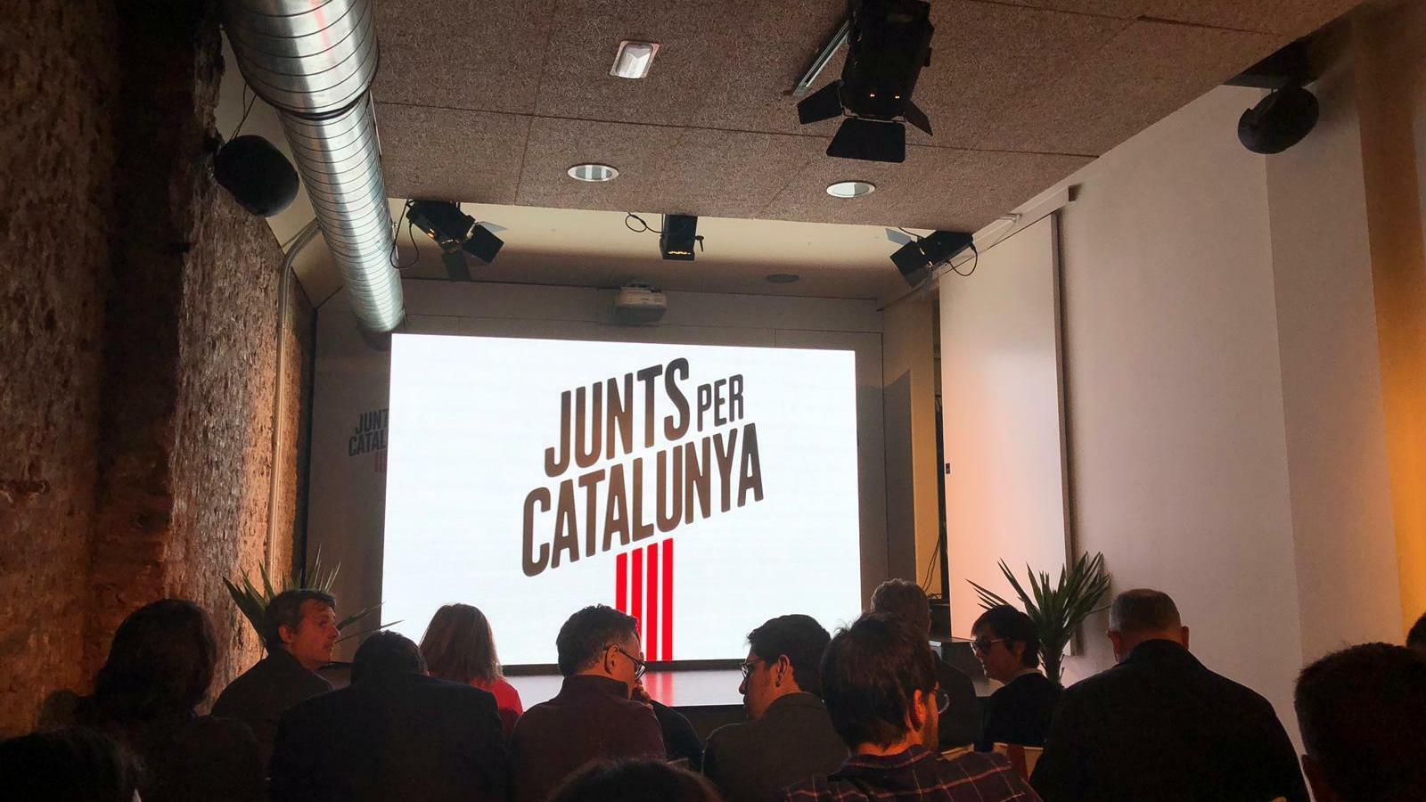 """EN DIRECTE: Jordi Sànchez, a Puigdemont: """"L'exili és una presó tant dura com la que estem patint nosaltres"""""""