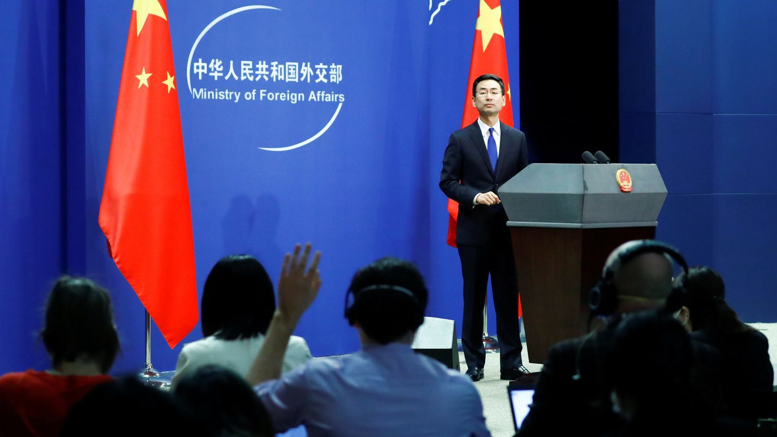 La Xina expulsa els periodistes de 'The New York Times', 'Washington Post' i 'Wall Street Journal'