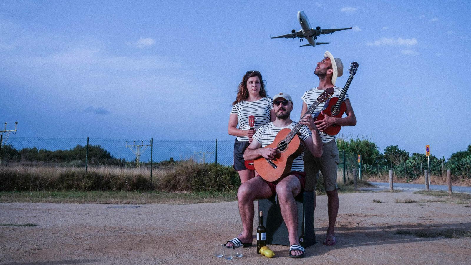 Marc Artigau munta una cantada d'havaneres per celebrar la vida a La Gleva