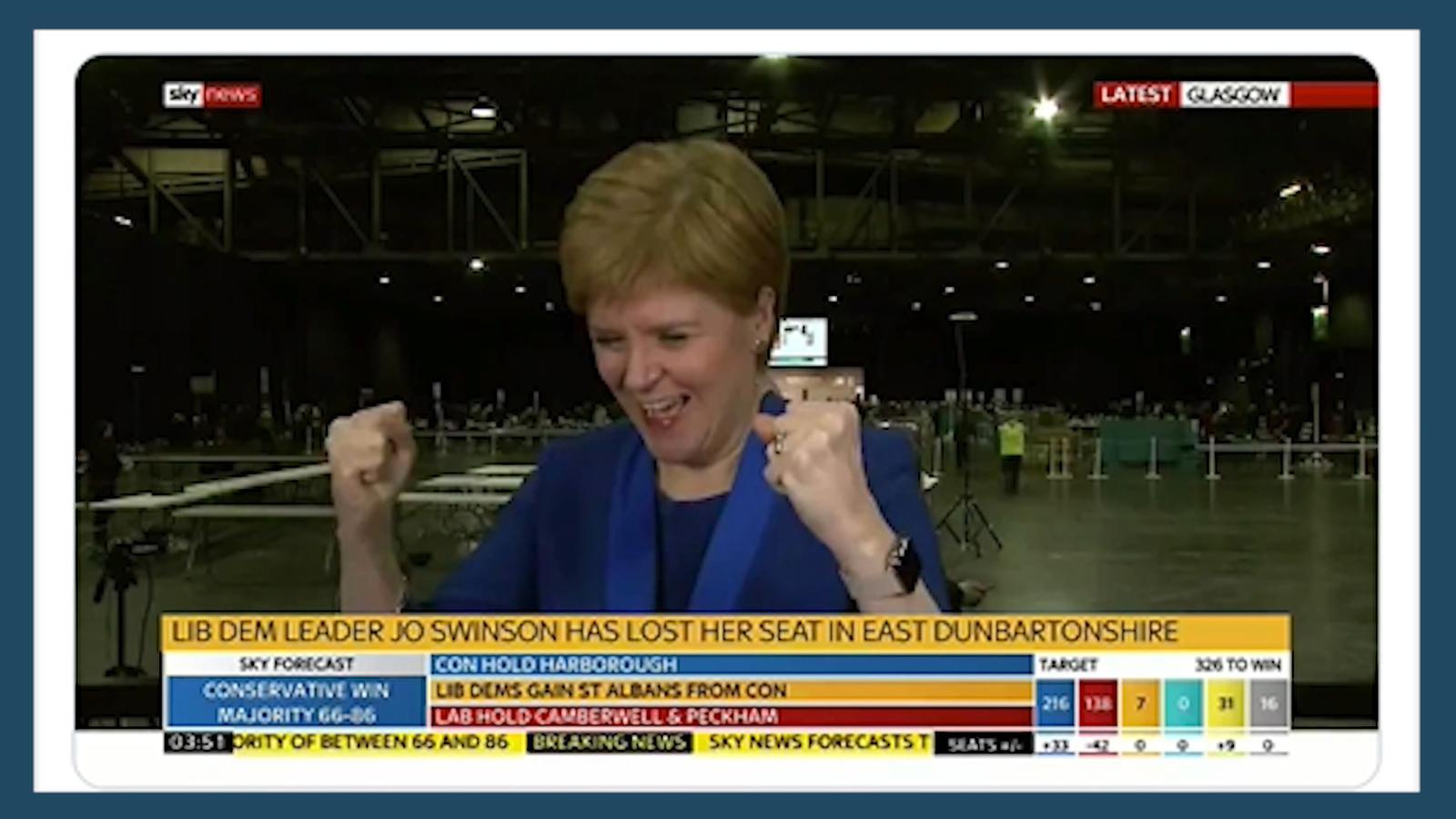 """L'anàlisi d'Antoni Bassas: 'Escòcia: """"Escolta, Europa"""" (ja venim)'"""