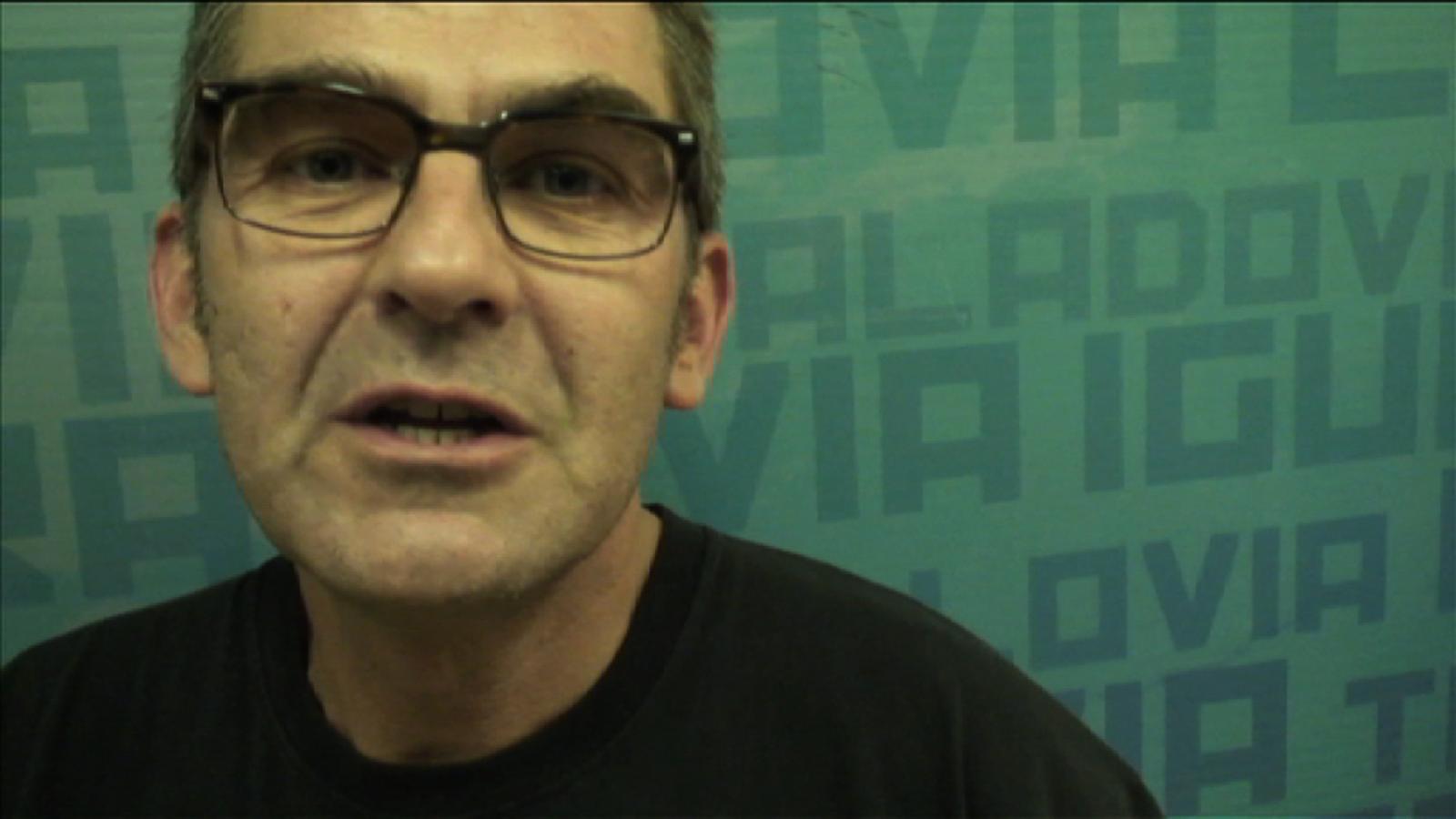 Queco Novell promou el concert 'Les nostres cançons contra la sida'