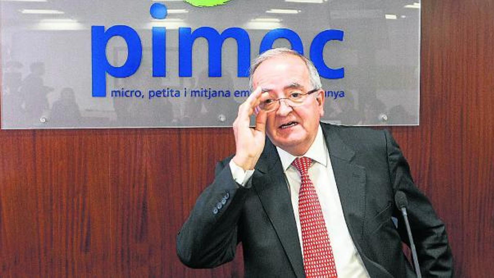 La Pimec creu que un forat legal pot retardar el pagament a proveïdors