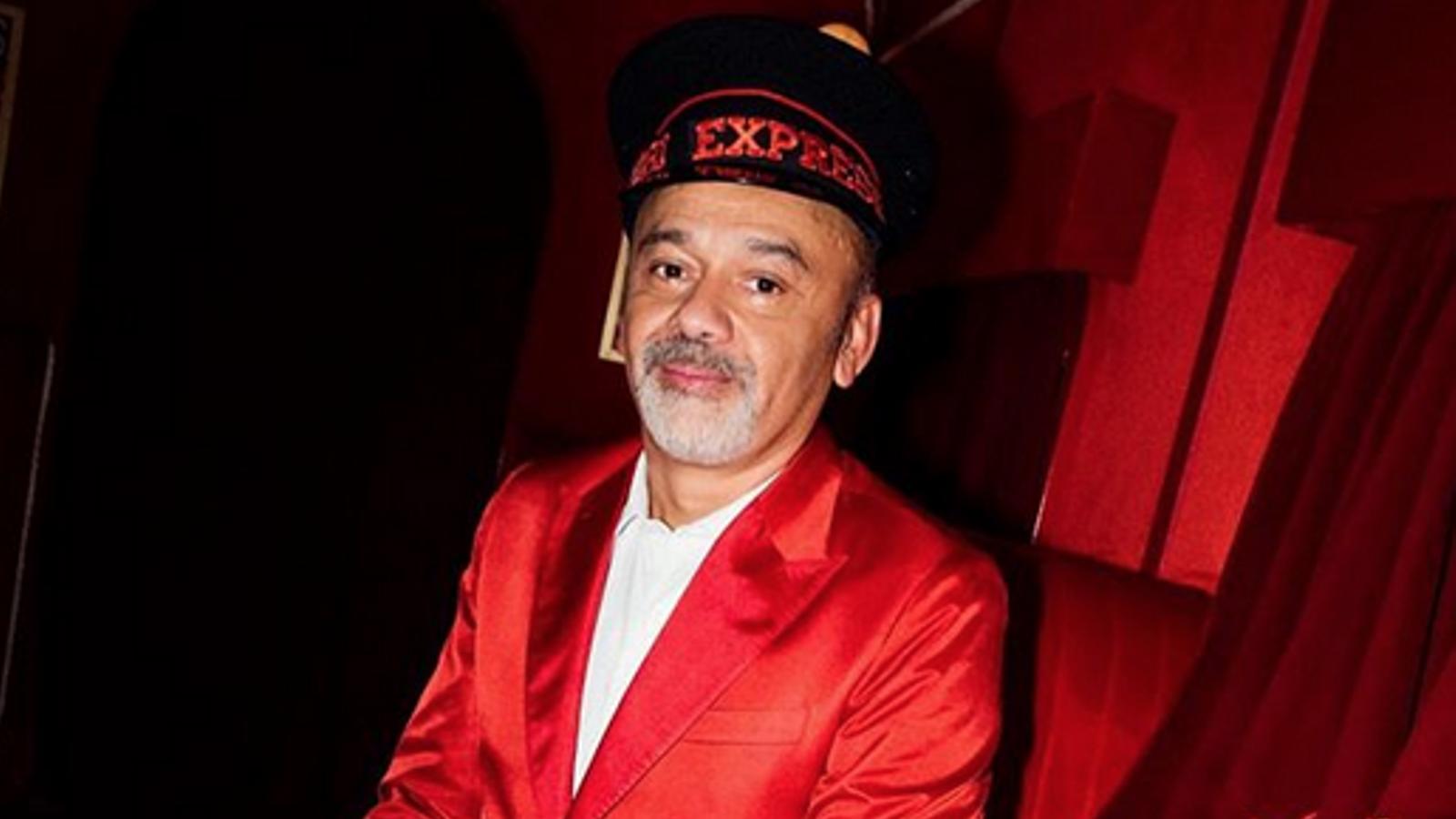 Christian Louboutin, elegit successor de Karl Lagerfeld per crear el Ball de la Rosa de Mònaco