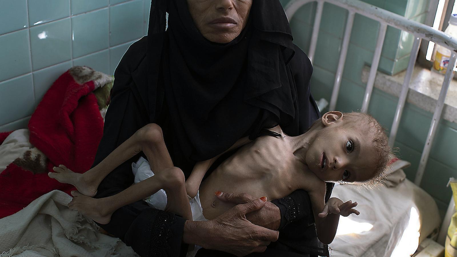 L'Aràbia Saudita converteix la fam en una arma de guerra al Iemen
