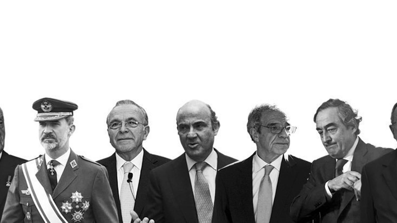 L'elit econòmica abraça el catastrofisme amb Catalunya