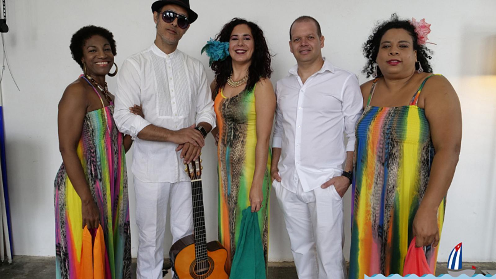 El grup cubà Havàname que actuarà en el marc del cicle 'Encamp en clau de llum' aquest dimarts. / COMÚ D'ENCAMP