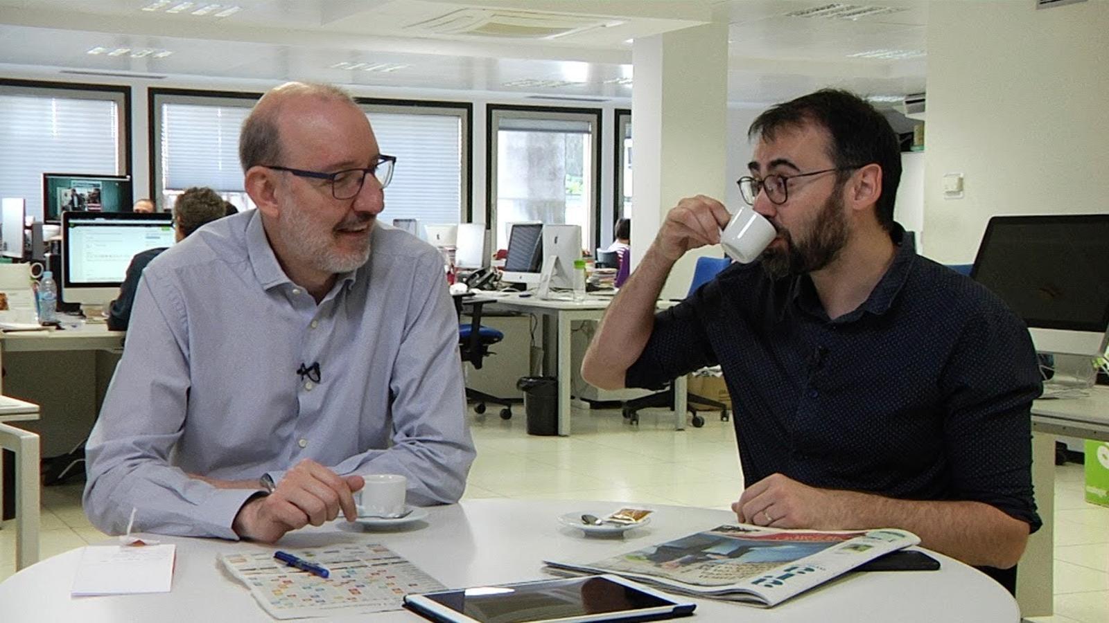 El cafè del Mundial: 'Spain is different' (14-06-2018)