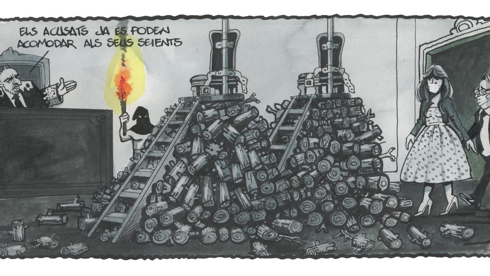 'A la contra', per Ferreres (27/06/2020)