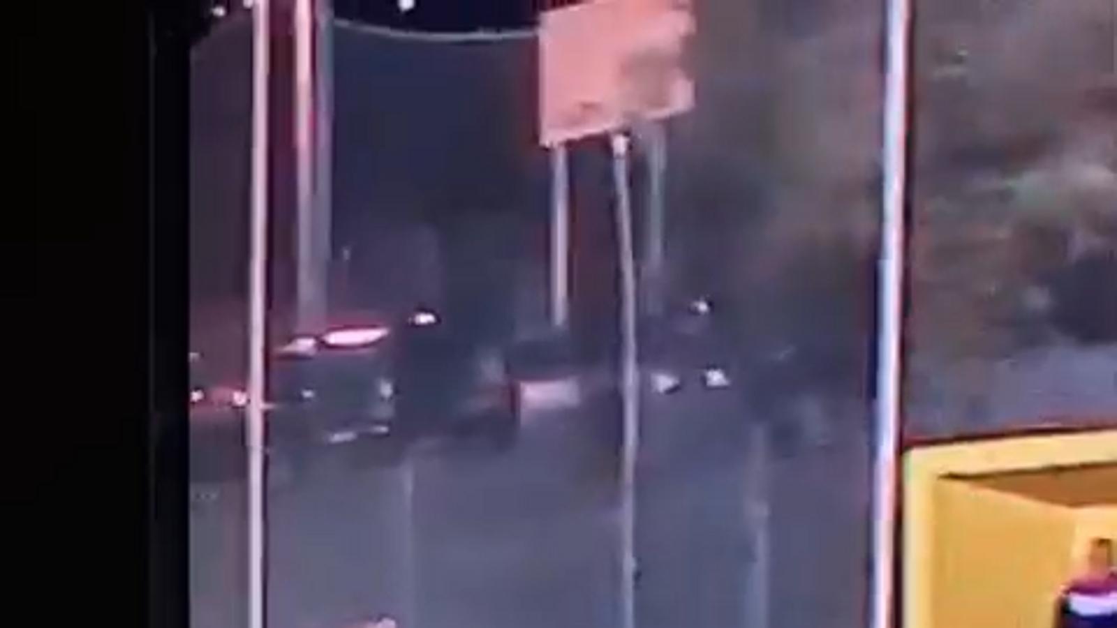 Vídeo de l'agressió al camp del Son Sardina