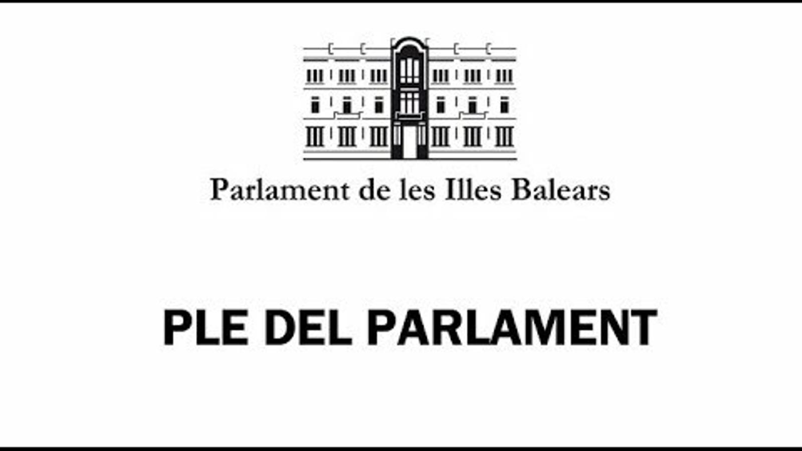 El Parlament aprovarà dimarts la llei de consultes populars