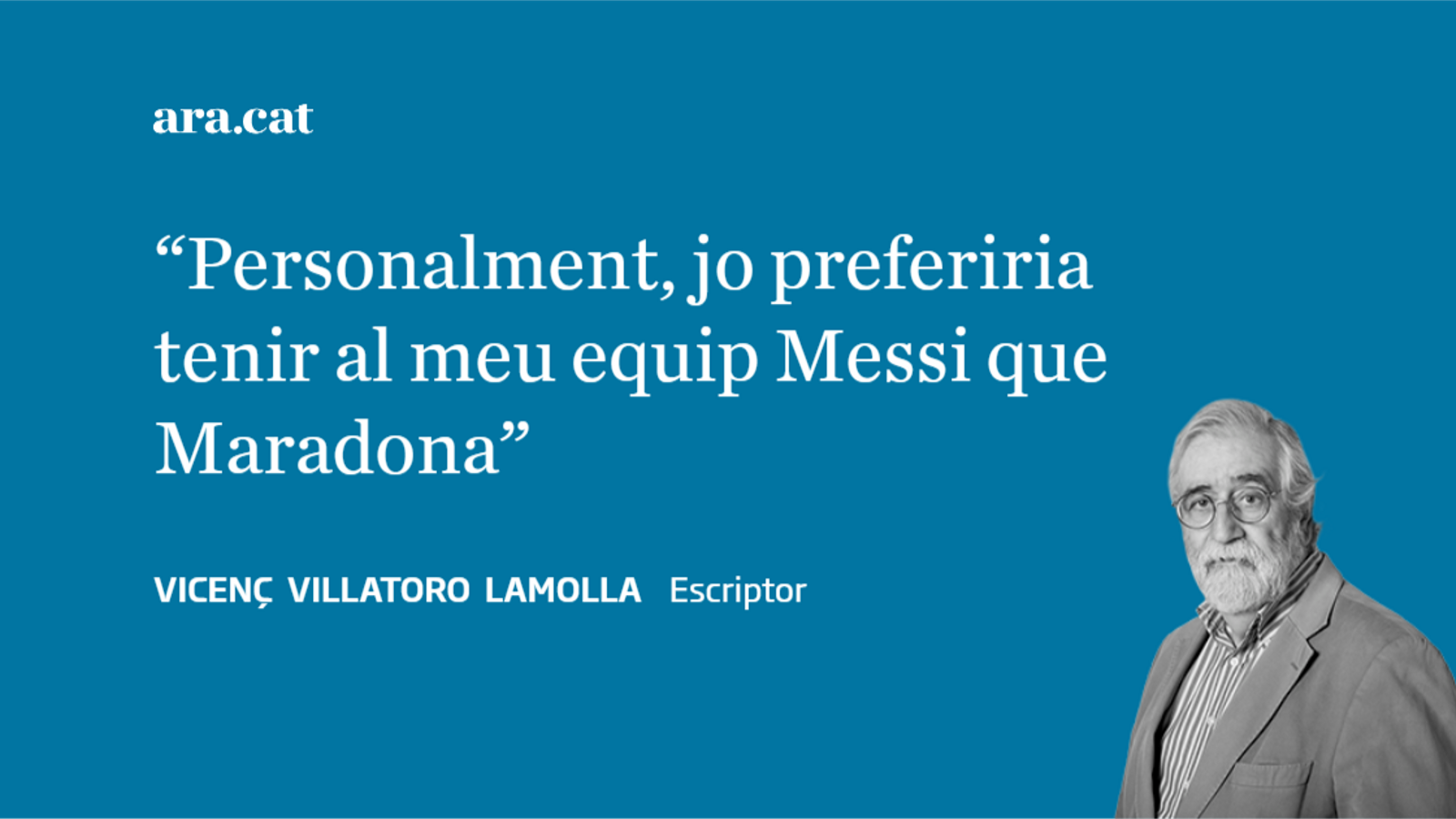 1/12: I Messi?