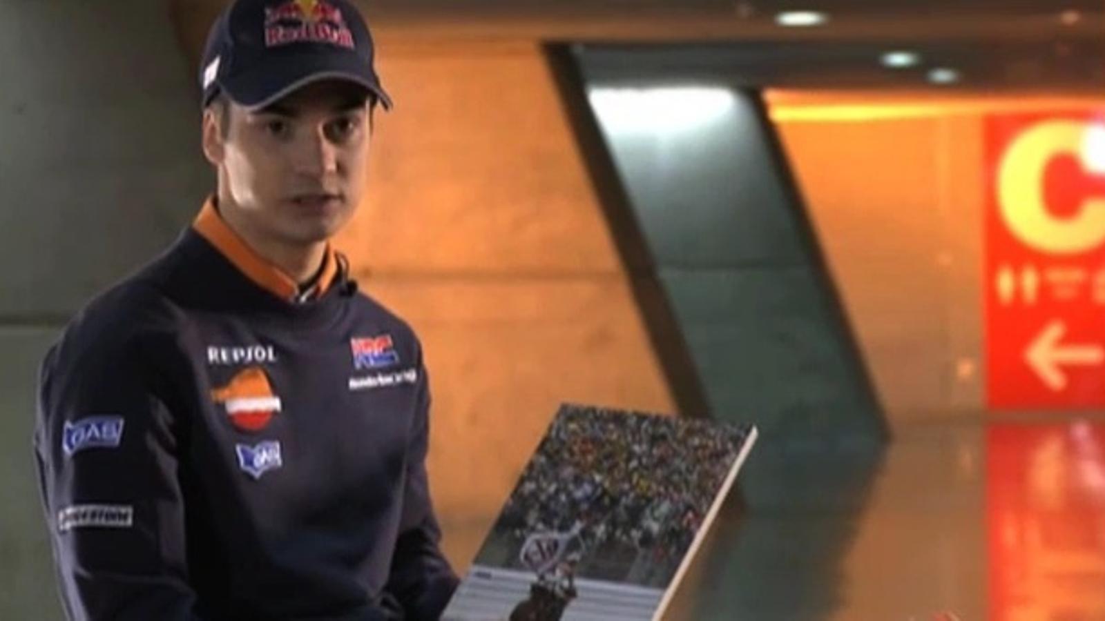 Dani Pedrosa, deu anys al Mundial de Motociclisme