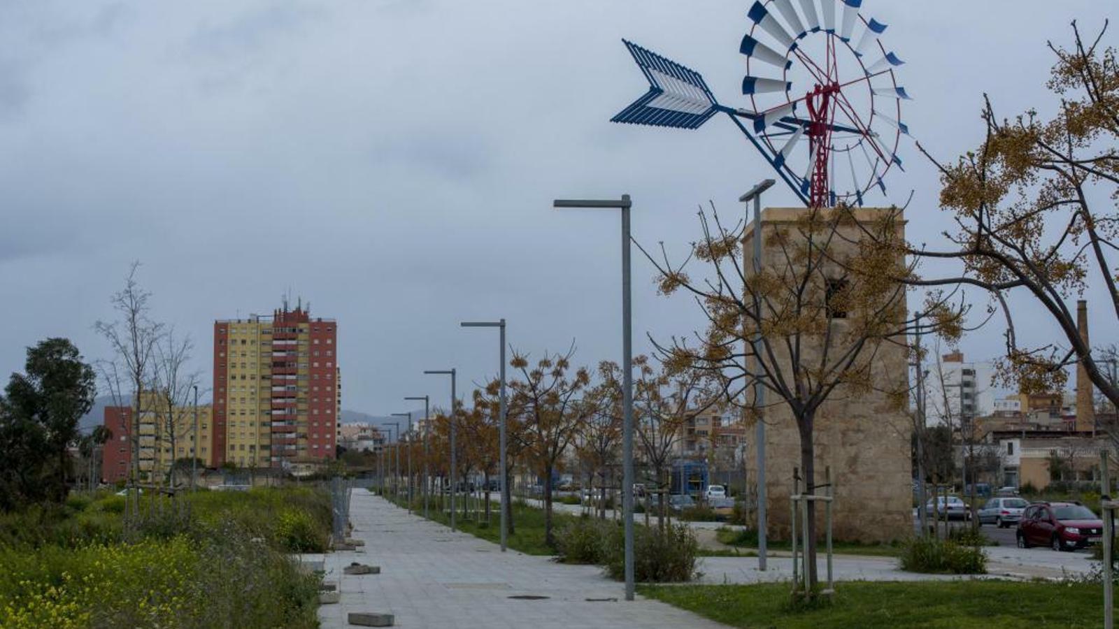 L'enllumenat de Nou Llevant serà renovat després de l'estiu